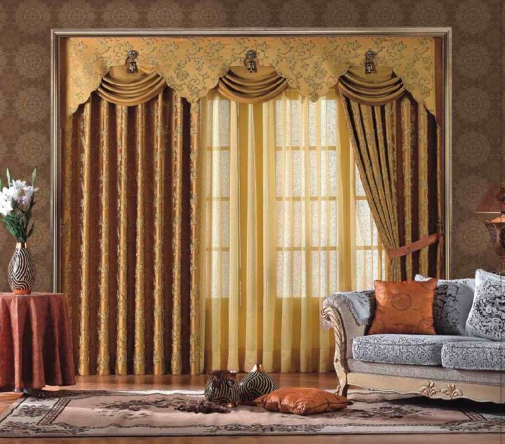 Drapery curtains (11)