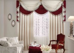 Драпировка штор — Лучшие способы декорирования в интерьере! (84 фото)