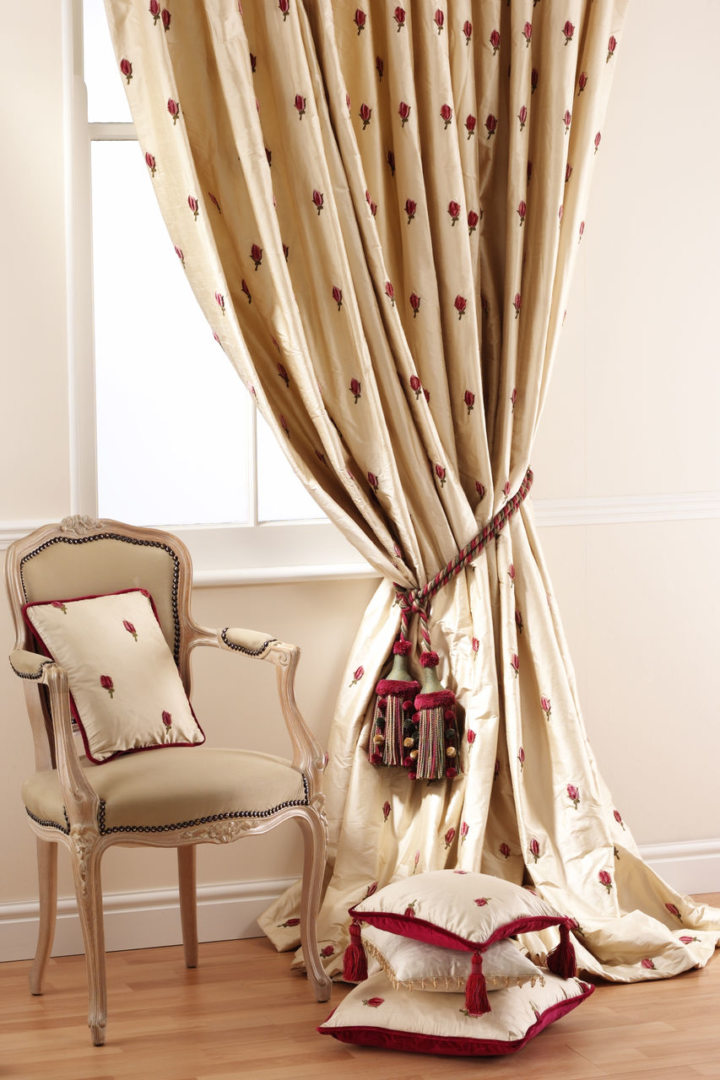 Drapery curtains (15)