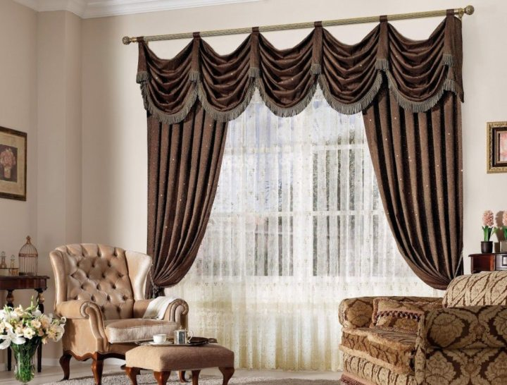 Drapery curtains (16)