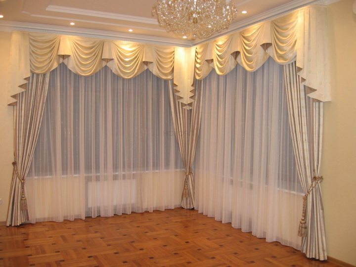 Drapery curtains (2)
