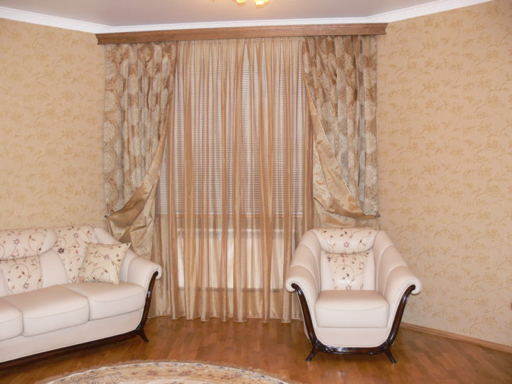 Drapery curtains (5)