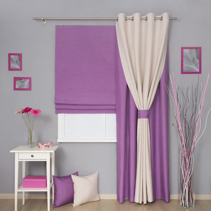 Drapery curtains (9)