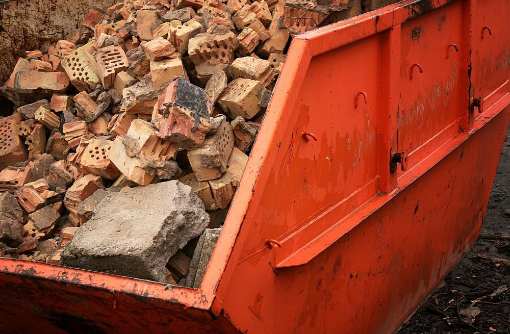 строительные отходы это