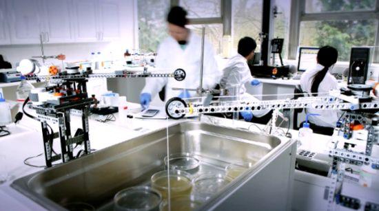 фото лабораторное оборудование