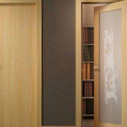 Стиль современных межкомнатных дверей