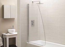 Шторки для ванной и ширмы