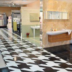 Напольные покрытия. Керамическая плитка и керамогранит — это основа дизайна помещения