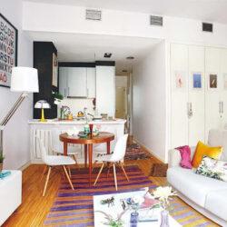 Методы ремонта кухни малогабаритной квартиры