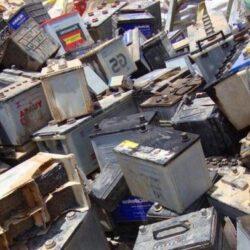 Утилизация аккумуляторов в компании «ЛомАБ»