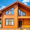 Достоинства и недостатки дома из профилированного цельного бруса