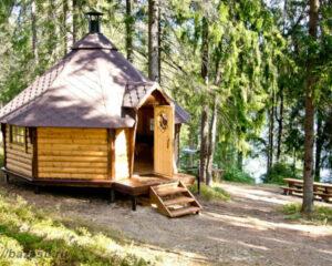 Купить домик гриль для дачи недорого